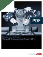 ABB - 2014 Annual Report