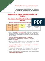 Procedimento de Substituição de Fluido Drill-In Por CAMAI_V1.1
