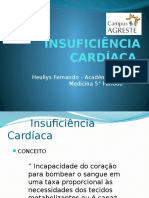 Insuficiência Cardíaca Aula PPT