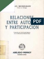 Bockelman, Paul - Relaciones entre autoria y participacion
