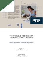La Productividad Del Trabajo y La Conciliacion de La Vida Laboral y Personal