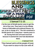 The Blessings and Anointing of a Man of Influence Salt and Light by Bishop Wisdom 112915