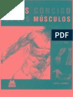 Atlas Conciso de Los Musculos