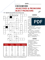 Atg Crossword Possadjpron Subjobj
