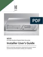 MDVR Usser Manual