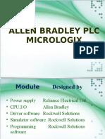 Allen Bradelly Plc Micrologix
