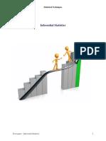 Inferential Statistics