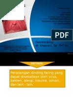 Faringitis