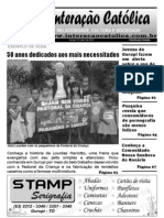 Jorna Interacao Catolica 5ª Edicao Abril 2010