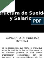 Estructura de suelos y salarios