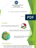 Aula 2 Ecologia e Meio Ambiente, Resolucao CONAMA e PNRS