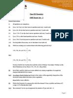 Chemistry Solution 2015 Set 2