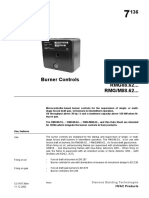 RMO-RMG Burner Controller