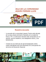 Nuestra Escuela Joaquín Ferrán
