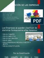 Clasificación de Las Empresas (1)