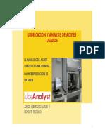 Interpretacion de Analisis de Aceite Usado-marzo 2012