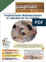 Corporaciones Multinacionales se adueñan de las semillas