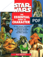 Star Wars the Essential Guide to Characters by Andy Mangels