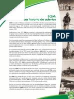 SQM Historia ES