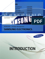Samsung Operation Management