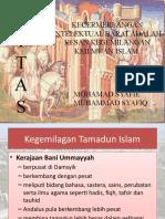 Present at a Ion TITAS - Kesan Tamadun Islam Terhadap Perkembangan Intelektual Eropah