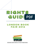 London Rights Guide 2016