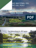 Instituto de Investigacion del agua.pptx