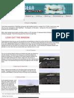 Flight Simulator - Flying a Circuit Introduction