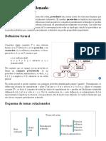 Conjunto Preordenado - Wikipedia, La Enciclopedia Libre