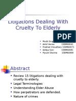 Elders Abuse