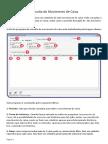 Manual consulta de movimento de caixa ADMNFCe