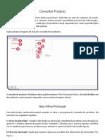 Manual consulta de produtos ADMNFCe