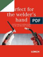 Broschuere Perfekt in Schweissers Hand en Aufl3 DS