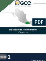 GCE Oaxaca