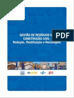 Livro Gestao de Residuos Na Construção Civil - 3Rs