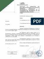PROPIEDAD INTELECTUAL y Transferencia Tecnológica UDD 2014