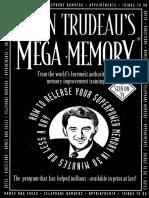 Kevin Trudeau's Mega Memory