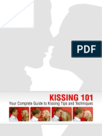 Your Essential Guide to Kissing Tips and Techniqes - Unknown, Mar, 2006