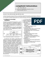 Ethernet a Szolgáltatói Hálózatokban