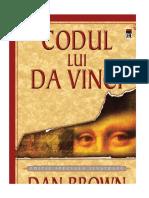 Dan Brown - Codul Lui Davinci
