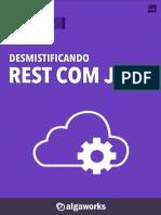 Algaworks Livreto Desmistificando Rest Com Java 1a Edicao