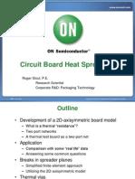 Circuit Board Heat Spreading