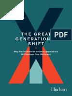 Generation Bites Brochure