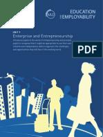 Employ_ks3_9 Enterprise and Entrepreneurship