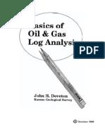 Basics of Oil & Gas Log Analysis