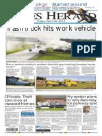 County worker injured in 2010 crash