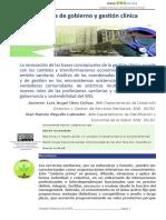 13.1 Procesos de Gobierno y Gestión Clínica