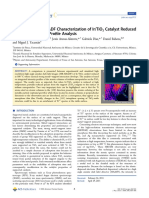 High Resolution HAADF Characterization of IrTiO2 Reduced at 500C - Orlando Hernández