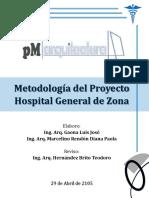Metodologia Hospital de Zona