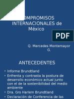 Compromisos Internacionales de México